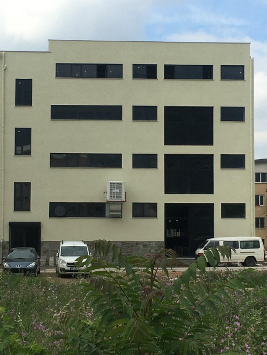 Tekstil Fabrikası İnşaatı Kestel / BURSA